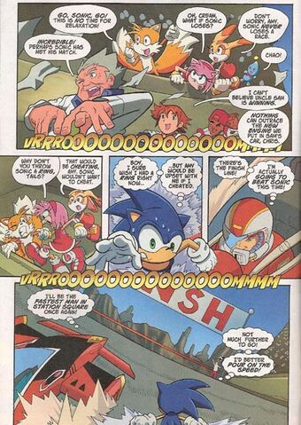 File:Sonic X Issue 1 page 2.jpg