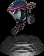 Sonic Generations Gun Beetle Statue