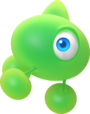 Greeen Wisp - Sonic Colors - (1)