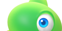 Green Wisp