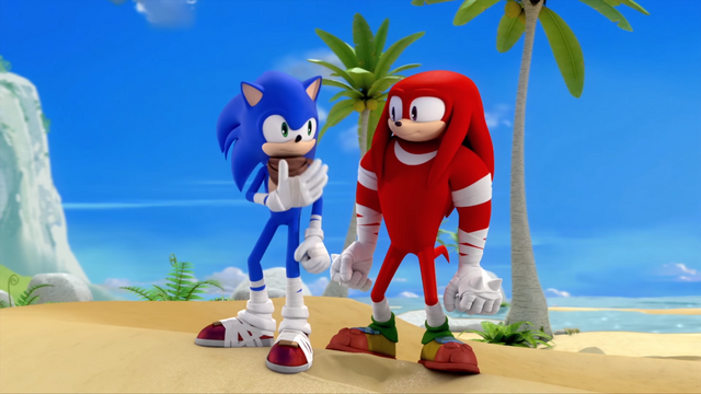 File:Knuckles and Sonic (Mirror Dimension).png