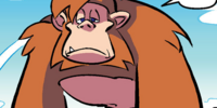 Kyle the Gorilla
