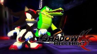 Shadow the Hedgehog - Cosmic Fall (Hero) REAL Full HD, Widescreen