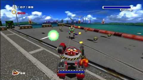 Sonic Adventure 2 Tails Round 1 1080 HD