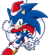 Wallpaper 035 sonic 06 pc