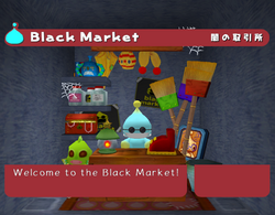 CK Black market