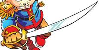Antoines Sword
