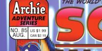 Archie Sonic the Hedgehog Issue 85