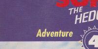 Sonic the Hedgehog Adventure Gamebook 4: The Zone Zapper