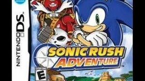 Sonic Rush Adventure - A New Venture