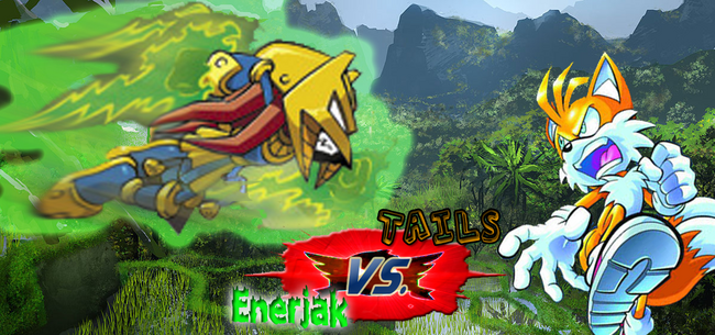 Tails-and-Enerjak-fight