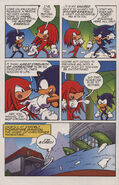 Sonic X issue 12 page 2