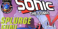 Sonic the Comic Issue 106