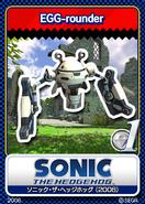 Sonic 06 - 02 EGG-rounder