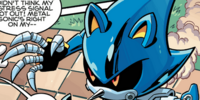 Metal Sonic (Archie)