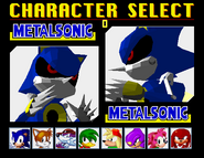Select the Metal