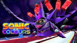 Sonic Colors - Nega Wisp Armor (Final Boss) Full HD 1080p 60 FPS