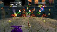 Sonic Heroes Robot Storm 1