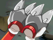 Shovel Claw Sonic X
