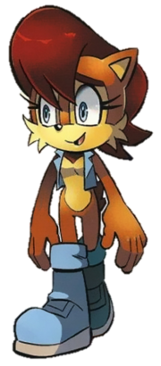 Sally PNG format