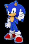 Sonic Dash - Global Challenge - Sonic