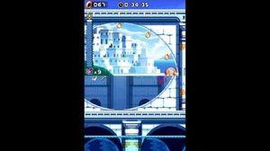 DesMuMe Sonic Rush Water Palace Act 1 - Blaze, 1080p 60 FPS