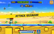 Desert Ruins (Sonic Runners) - Screenshot 2