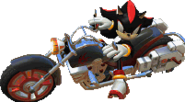 Shadow (Sonic & SEGA All-stars Racing DS)