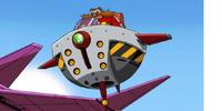 Egg Mobile (Sonic X)