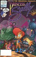 Sally mini series Issue 1