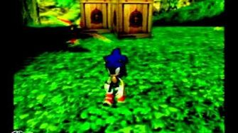 Sonic Adventure 2 Japan Commercial 2001