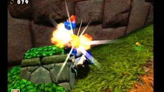 Sonic Adventure Boss 11 - E-103 Delta