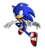 Sonic The Hedgehog (2006) - Sonic - 6