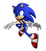 Sonic The Hedgehog (2006) - Sonic - 6