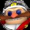 Sonic Free Riders - Eggman Icon
