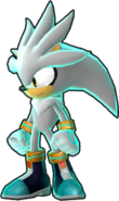 Sonic Runners ESP Silver model