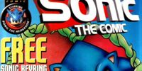 Sonic the Comic Issue 123
