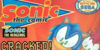 Sonic the Comic Issue 22