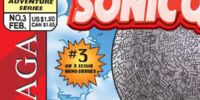 Archie Sonic Quest Issue 3