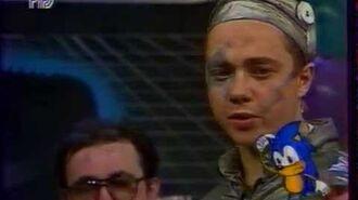 """Телепередача """"Соник - супер ёжик"""". 1994 год."""