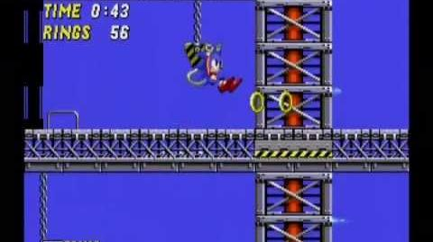 Sonic the Hedgehog 2 Wing Fortress
