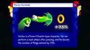Sonic Runners Vector Controls