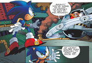 Flying Eggman Archie