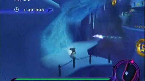 Sonic Unleashed (Wii) - Holoska Night Stage 2 The Ice Floe