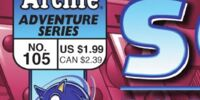 Archie Sonic the Hedgehog Issue 105