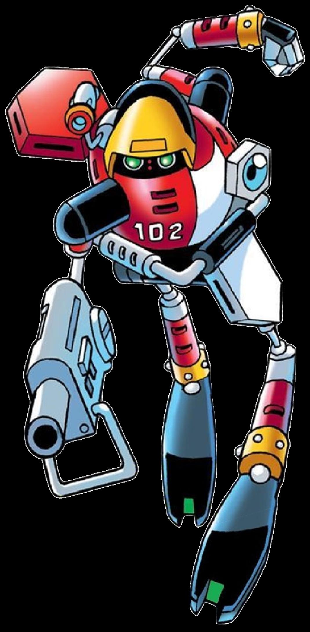 E-102 Gamma (Pre-Super Genesis Wave) | Sonic News Network | Fandom powered by Wikia