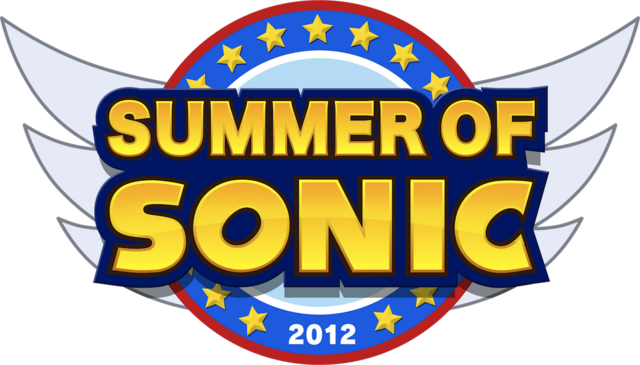 File:The Summer of Sonic 2012 Logo.png