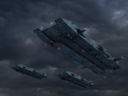 Air Fleet and the Eclipse Cannon