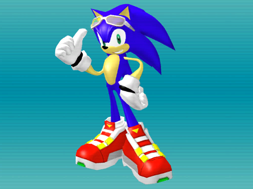File:Sonic (Sonic Riders - Babylon Story - Cutscene 1).png