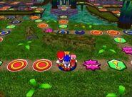 Nature Zone Sonic Shuffle